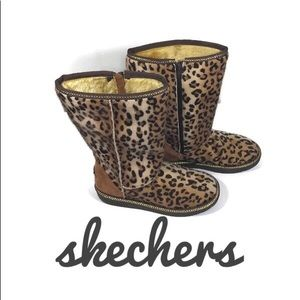Skechers womens fall/winter boots